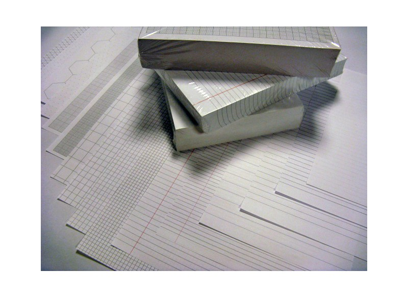 """Exercise Paper 8"""" x 6,5"""" - 500 Sheets, 75 gsm"""