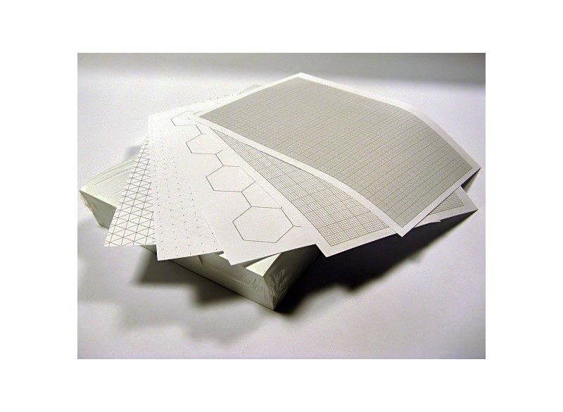 A3 folded to A4 - 75 gsm, 250 Sheets