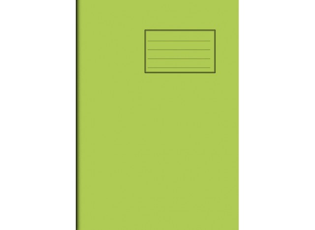 Exercise Book A4 - 80 pages, 75 gsm