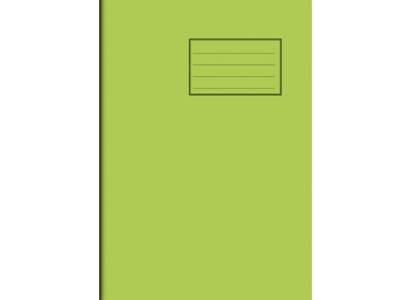 Exercise Book A4 - 64 pages, 75 gsm