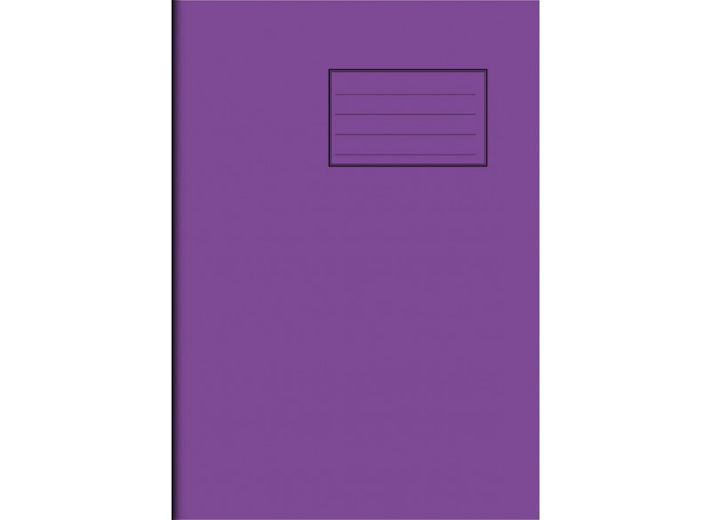 Exercise Book A4 - 32 pages, 75 gsm