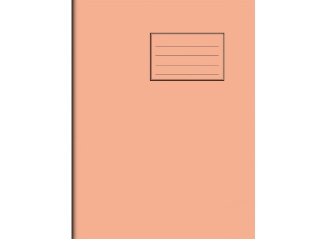 """Exercise Book 9"""" x 7"""" - 96 pages, 75 / 60 gsm"""