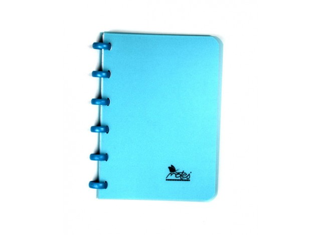 Ring Notebook A6 - 60 sheets, 90 gsm