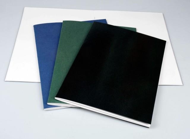 A4  stapled  sketchbooks