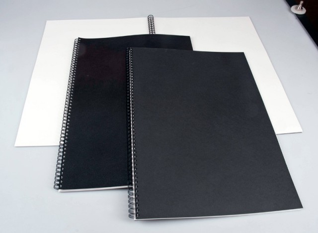 A3  twinwire  sketch pads