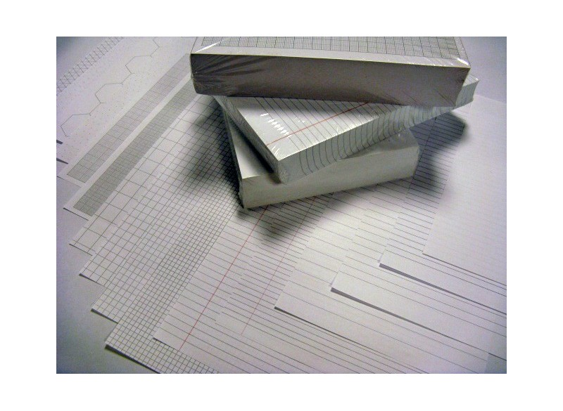 Exercise Paper A4 - 500 Sheets