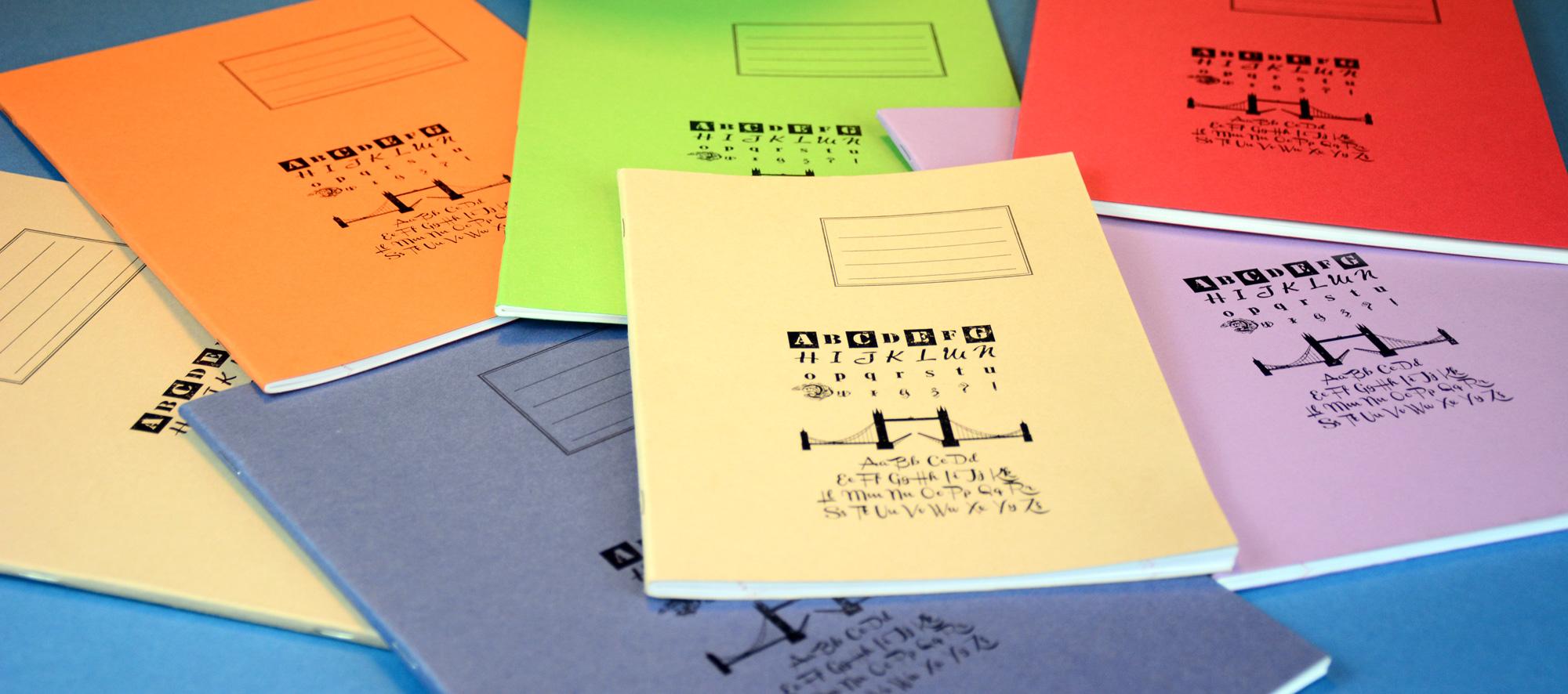 Notes Overprint